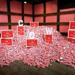 【期間限定】京都烏丸御池に牛乳石鹸赤箱発売90周年記念ショップ出現!赤箱女子必見☆