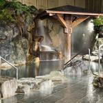 【京都温泉めぐり】創業20年目に突入!二つの源泉を持つ天然かけ流し風呂☆桂温泉「仁左衛門の湯」