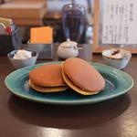 9/19オープン「どらやき 亥ノメ(いのめ)」はオシャレカフェみたいな♡どら焼き専門店