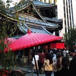 【注目イベント】京都六角堂が赤く染まる!期間限定開催コレクション「CHANEL MATSURI(シャネル マツリ)」
