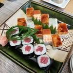 100年以上続く京寿司の老舗|京風押し寿司を堪能「千登利亭(ちどりてい)」