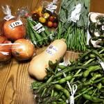 【京都朝市】秋の味覚・旬の新鮮野菜がどっさり!洛西の食材庫☆「マルシェ大原野」