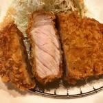 【京都ランチめぐり】平日限定の絶品やわらかロースかつ定食ランチ!常に満席人気店☆とんかつ食堂「熟豚」