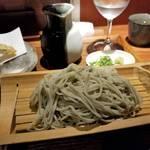美味しい自家製蕎麦と日本酒で昼飲み!烏丸御池「もうやん」