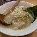銀閣寺近くで美味しい鶏白湯ラーメン「麺や 向日葵」塩ラーメンも評判!