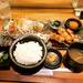 【京都ランチめぐり】ボリューミーな炭火焼の京赤地鶏ランチ!高コスパで大人気☆「地鶏家心」