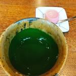 【京都喫茶店めぐり】創業300年の老舗で本物を味わう!新年は縁起物の抹茶で☆一保堂茶舗「嘉木(かぼく)」