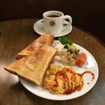 京都の老舗喫茶店|正統派のモーニング『タナカコーヒー』【今出川河原町】