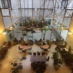 いよいよ京都商工会議所ビル閉館へ☆「ワールドコーヒー京都商工会議所店」も2/28をもって閉店