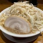 京都郊外にも二郎インスパイアがオープン!「麺屋 勇三朗」