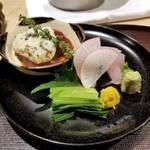 まだまだ知られていない京料理の実力店|四条烏丸の「観山(かんざん)」