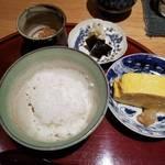 丹波の素材を使った炭火焼きと土鍋ごはんが美味しい日本料理店「さかい」