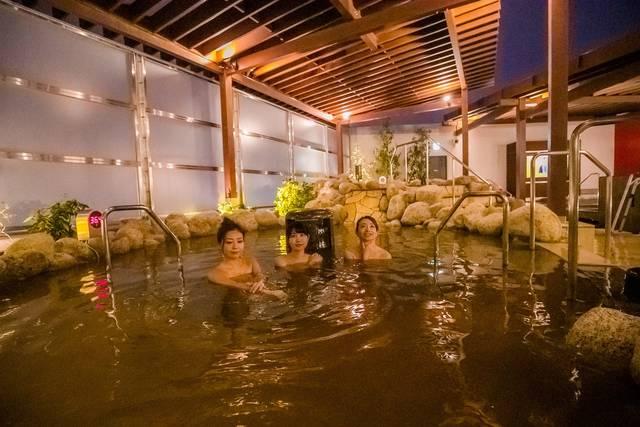 【天然温泉】SPA&HOTEL水春 松井山手!京都旅行のホテルにピッタリ【宿泊可能】