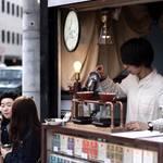 素敵な街角を演出☆たった一坪のコーヒーショップ「MAMEBACO  マメバコ」4/1オープン!【烏丸丸太町】