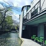 【京都建物めぐり】日本建築界の巨匠・安藤忠雄の世界観全開!高瀬川沿い商業施設「TIME'S(タイムズ)」