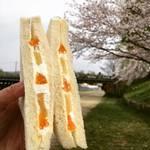 【京都パンめぐり】鴨川スグの老舗ベーカリー!焼きたてレトロパンでお花見モーニング☆「柳月堂」