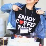 GWのスタートはEnjoy Coffee Time (エンジョイコーヒータイム)から!!☆4/27、28開催!【藤井大丸屋上】