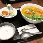 【京都ランチめぐり】鬼混み京都駅前の穴場ゆったりベトナム料理!テイクアウトメニューもあり〼「ニャーべトナム」