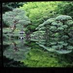 【限定公開】「庭鏡」が美しい「旧邸御室」【御室仁和寺そば】