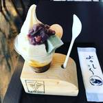 【京都スイーツめぐり】北野天満宮スグ!身体にやさしい有名豆腐店の豆乳パフェ☆「トウフカフェフジノ(TOFU CAFE FUJINO)」