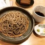 【京都蕎麦めぐり】北白川の名店が好立地に、夜営業も!日本酒やアテもそろう☆「手打ち蕎麦みながわ」