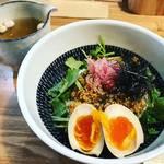 【新店】4月オープン!斬新な出汁茶漬けスタイルのカレー☆出汁とスパイスの二重奏「和とcurryしらべ」