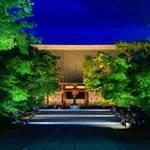 【初開催】世界遺産 仁和寺 青もみじライトアップへ行ってきました!