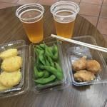 テーマはクラフトビールと音楽!京都クラフトビアガーデンへ行ってきました【北大路駅】