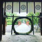 【京都神社めぐり】『桜の神社』で夏越の祓・茅の輪くぐり!宮中御用達菖蒲入りでさらにパワーアップ☆「平野神社」