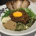 元祖ジャンキー台湾まぜそばの「麺屋はなび」が満を持して京都初上陸!