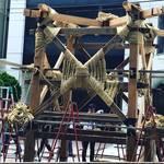 【2019京都祇園祭】職人の技が光る伝統技法『山鉾建て』始まりました☆【日本三大祭】