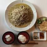 【東福寺カフェ】カフェで美味しい十割そばを♪『パンとコーヒーとひらりんと…』