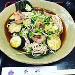 【京都ランチめぐり】二条城スグの創業80年余の老舗蕎麦!メニュー豊富で有名人もご贔屓「更科」
