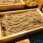 【京都蕎麦めぐり】湯上り打ちたて蕎麦食べ放題!3月オープンの日帰り天然温泉施設内の食事処「かぐや」