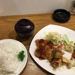 今日もアットホーム洋食店「ココット」でお腹いっぱい♡【山科 御陵駅】