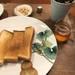 美味しい珈琲とパンでステキな至福のモーニング☆カフェ オールドクロック【右京区】