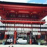 【京都神社めぐり】夏越神事・茅の輪も登場☆世界遺産・糺の森に巨大タマゴ出現?「下鴨神社」