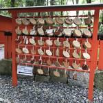 【京都神社めぐり】日本でも珍しいラグビーの神様!世界遺産・下鴨神社の糺の森の社☆「雑太社(さわたしゃ)」