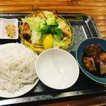 【京都ランチめぐり】四条烏丸の圧倒的人気ベトナム料理店!1000円以下の高コスパに行列「コムゴン」