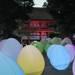 【下鴨神社糺の森の光の祭】夏の風物詩♪チームラボプロデュースの光の祭で幻想的な雰囲気を楽しもう♪