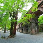 【南禅寺】夏はゆったりと青もみじに癒されました♪【京都フォトスポット巡り】