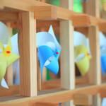 【嵐山】嵐山昇龍苑で風車とひんやり夏限定スイーツが楽しめます♪