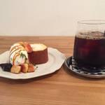 【嵐山カフェ】穴場の「Cafe neige」で美味しい手作りスイーツを♪