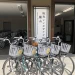 【嵐山】レンタルサイクルで竹林散策【嵯峨野めぐり】