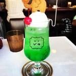 【京都カフェめぐり】4月オープンで連日行列の人気店!ときめきの昭和レトロなメニューぞろい☆「喫茶ゾウ」