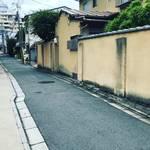 【京都ぶらり】町の区画にある細い通り『図子』☆かつての寺院跡の名残り「革堂図子(こうどうずし)」