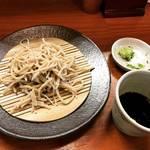 【京都ランチめぐり】週末限定営業の激戦手打ち蕎麦!京都イチの美味しさとの呼声高い名店☆「蕎麦工房膳」