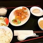 【京都ランチめぐり】有名ホテル出身の香港人シェフ営む地元民御用達中華ランチ☆香港料理「恵明」