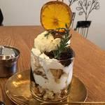 【京都カフェ】隠れ家的おしゃれカフェ『NOTTA CAFE』【西院・西大路四条】