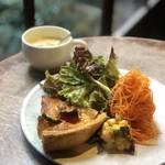 【京都町屋カフェ】まったりゆっくりくつろぎの時間を過ごせる「カフェマーブル」